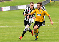 Wick Academy 8 v Fort William 1 SHFL 15/08/2015 Harmsworth Park