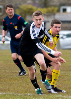 Wick Academy Under 17's 3 v Inverness Clach Under 17's 0 Upper B