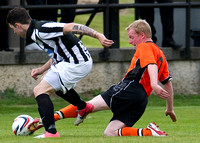 Rothes 0 v Wick 7 SHFL