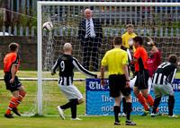 Wick Academy v Rothes  21st Sept 2013
