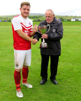 Orkney FC 2 v Wick Academy 1 Ken Green Cup 20/07/2019