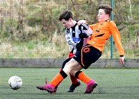 Wick U15s 8 v Rothes U15s 0 - Wick All Weather - 01/03/2020