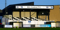 Wick v Brora (Called off) SHFL 04/01/2014
