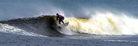 Scottish National Surfing Championships - Thurso East - 03/04/20