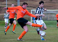 Fort William 0 v Wick Academy 3