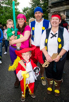 Thurso Gala 2015 - Fancy Dress - Group 3rd place