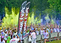 color vibe 5k Chattanooga TN June 2013