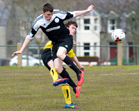 Wick Academy Under 17s 3 v Inverness Clach Under 17s 0