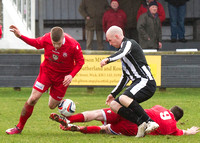Wick 0 Lossiemouth 2 HC 15/03/2014