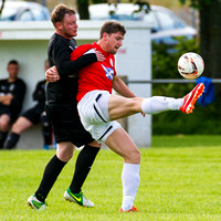 Thurso 1 v Wick 6  Friendly 05/07/2014