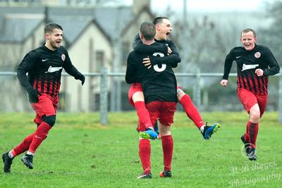 MBRoger Photography: Halkirk 5 v Inverness Athletic 4 Jock Mackay Cup 26/01/2019 &emdash; Halkirk Utd 5 v Inverness Athletic 4 Jock Mackay Memorial Cup R1