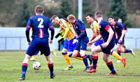 Turriff 1 v Wick 2  SHFL The Haughs 10/03/2018